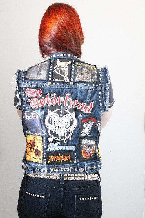 Battle Jackets: Tumblr-блог, посвящённый жилетам с нашивками. Изображение № 16.