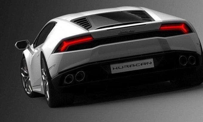 Итальянская компания Lamborghini представила новый суперкар Huracan. Изображение № 5.