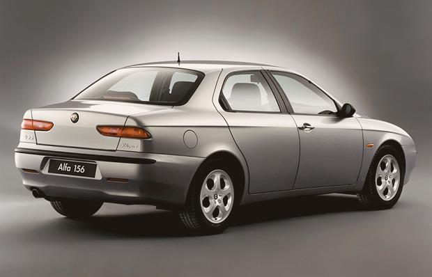 Гид по Alfa Romeo 156 как одному из лучших современных автомобилей. Изображение № 4.