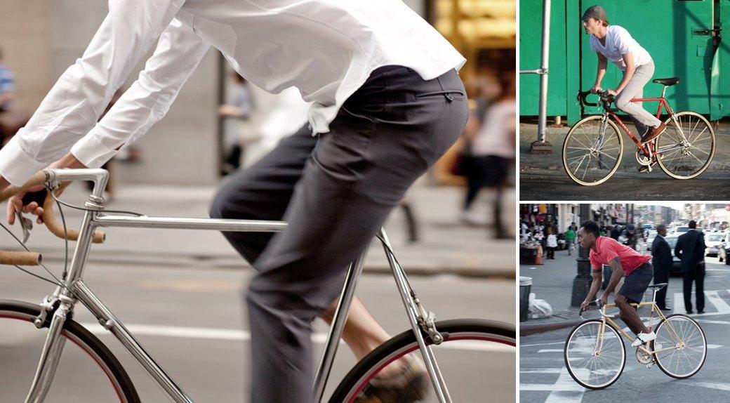 7 марок одежды для городских велосипедистов. Изображение № 4.