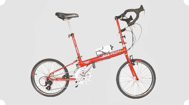 Велосложение: Путеводитель по складным велосипедам —зачем они нужны и как их найти. Изображение № 61.