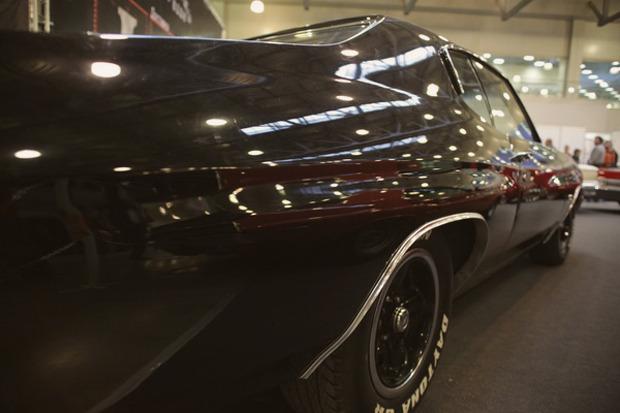 Машина времени: 8 лучших ретроавтомобилей с выставки «Олдтаймер». Изображение № 63.