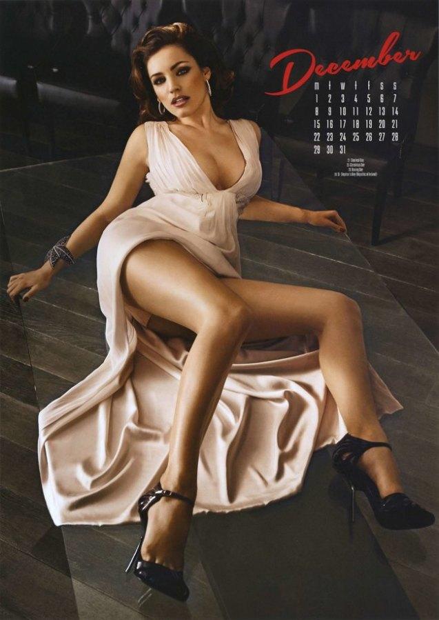 7 эротических календарей на 2014 год. Изображение № 56.