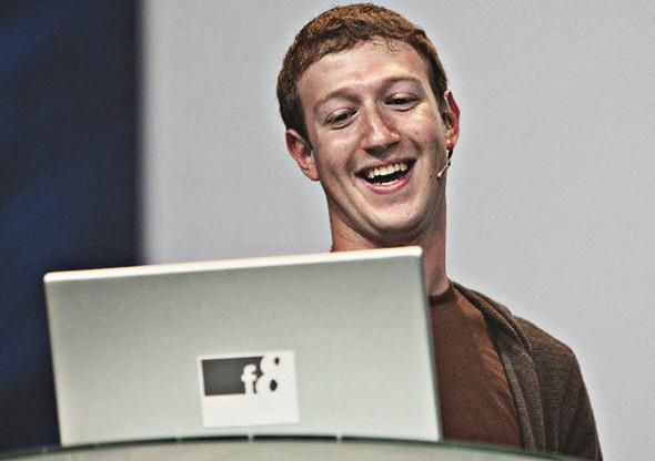 Марк Цукерберг стал богаче основателей Google. Изображение № 1.