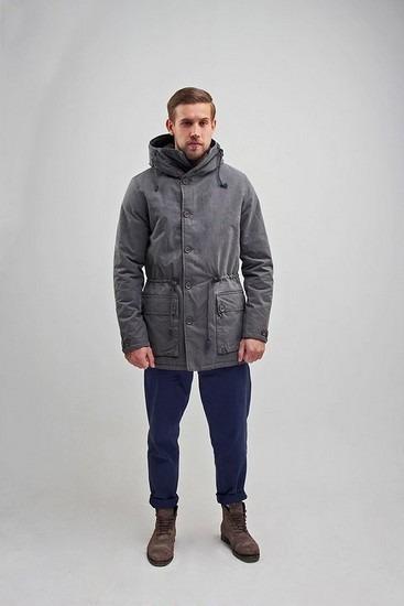 Петербургская марка Devo опубликовала лукбук зимней коллекции одежды. Изображение № 26.
