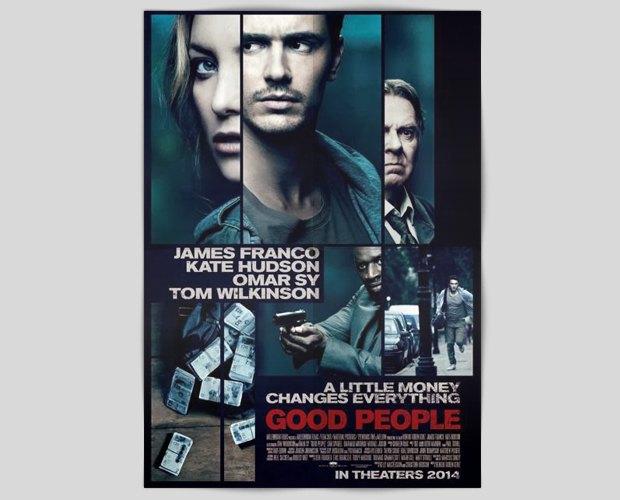 Трейлер дня: «Хорошие люди». Джеймс Франко в роли семьянина, втянутого в гангстерские разборки. Изображение № 1.