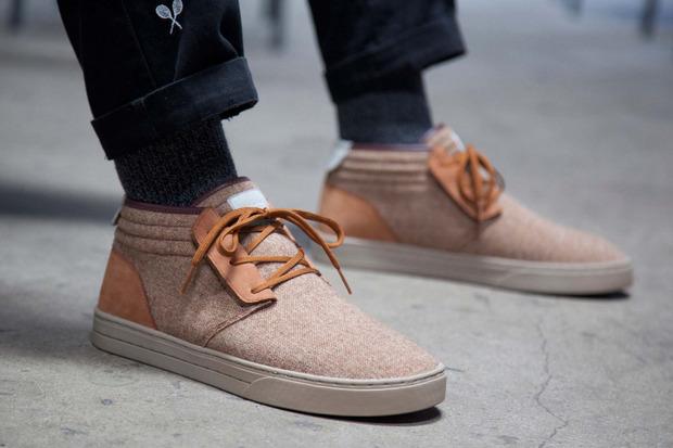 Марка Clae выпустила вторую часть осенней коллекции обуви. Изображение № 4.