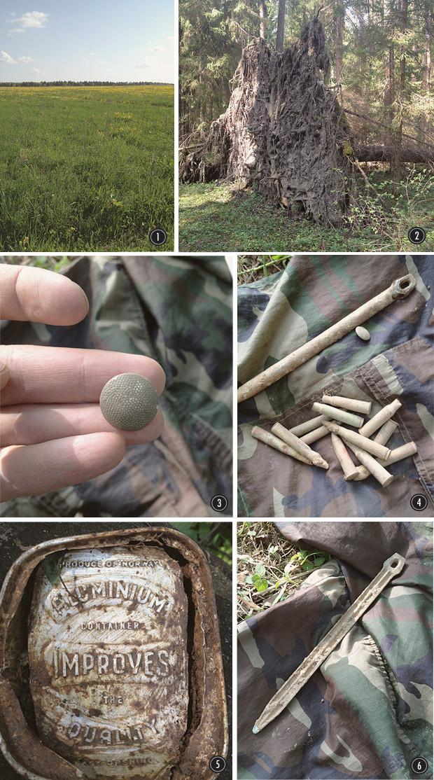 Из-под земли достану: Репортаж с полевых раскопок черных археологов. Изображение № 8.