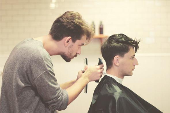 Буду резать, буду брить: Все о мужской парикмахерской Chop-Chop. Изображение № 11.