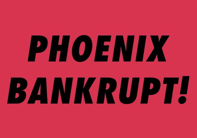 Группа Phoenix объявила о выходе нового альбома «Bankrupt!». Изображение № 1.