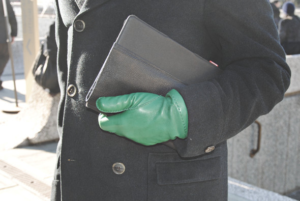 Детали: Репортаж с выставки мужской одежды Pitti Uomo. День первый. Изображение № 70.