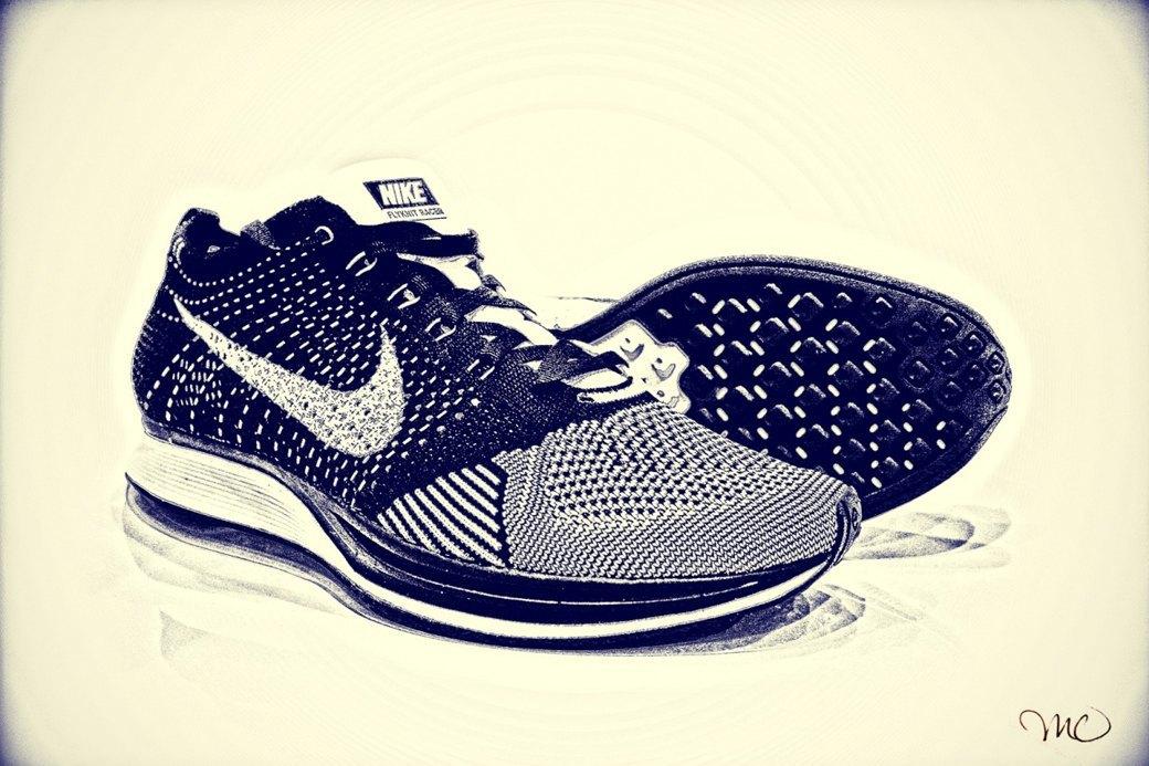 Как кроссовки становятся объектом искусства . Изображение № 1.