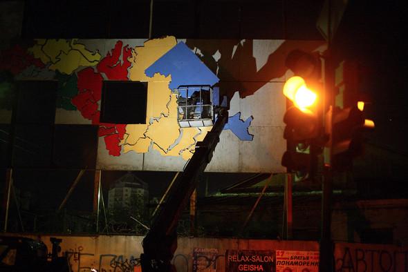 Скетчбук: Уличный художник Radya из Екатеринбурга рассказывает о пяти своих работах. Изображение № 32.