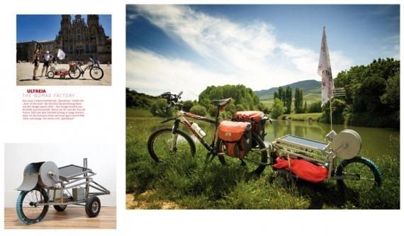 Вышла книга о современной велосипедной культуре и стиле Velo-2nd Gear. Изображение № 8.