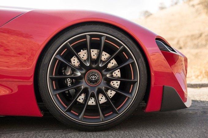Toyota представила концепт спорткара FT-1. Изображение № 3.