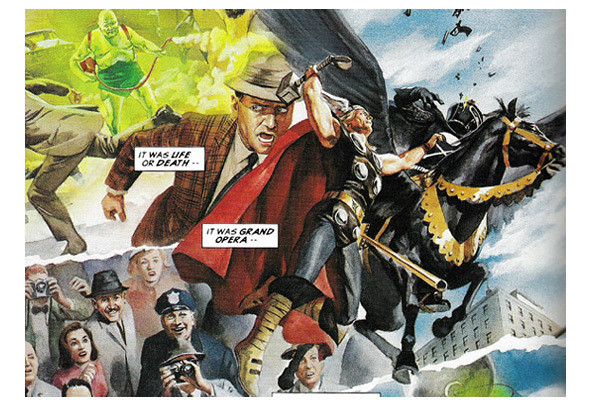 Изображение 1. Starters kit: комиксы.. Изображение № 6.