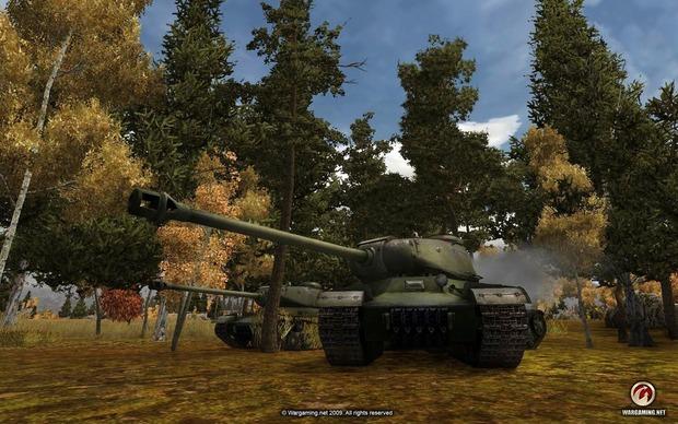 Белорусская милиция ищет угнанный виртуальный танк. Изображение № 1.
