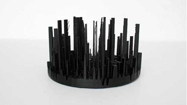 Дизайнеры отпечатали 3D-макеты альбомов Portishead, Ника Дрейка и Einsturzende Neubauten. Изображение № 14.