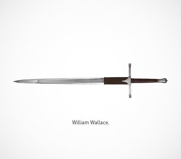 Итальянский дизайнер представил коллекцию ножей знаменитых персонажей. Изображение № 21.