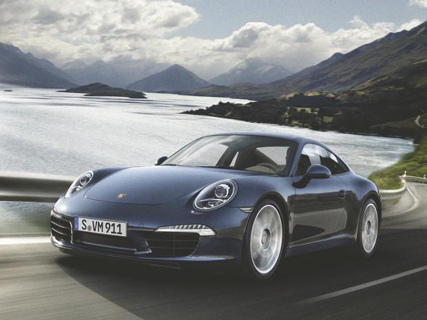 Новый Porsche 911 и эволюция его предшественников. Изображение №5.