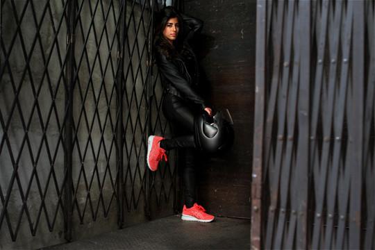 Ронни Фиг совместно с Asics представил новую модель кроссовок. Изображение № 14.