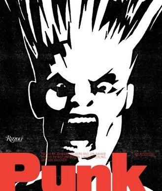 Вышла книга «Punk: An Aesthetic», посвященная визуальной составляющей панк-культуры. Изображение № 1.