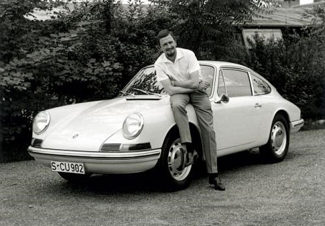 Умер создатель легендарного автомобиля Porsсhe 911 Александр Порше. Изображение № 1.