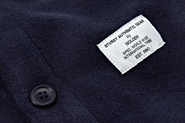 Марки Stussy и Holden выпустили совместную коллекцию одежды. Изображение № 18.