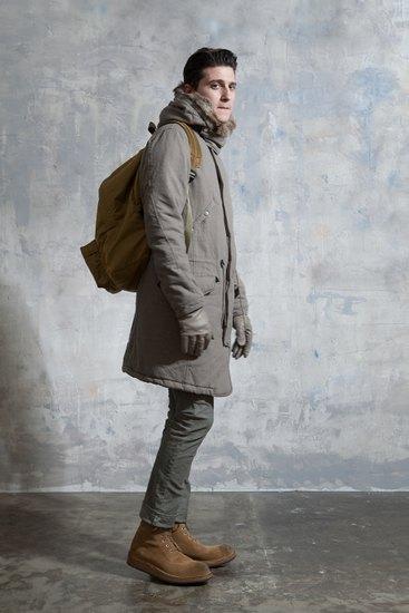 Японская марка Nonnative выпустила лукбук осенней коллекции одежды. Изображение № 2.