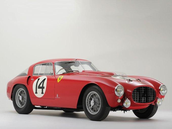 Раритетный Ferrari 340/375 MM Berlinetta продали за 10 миллионов евро. Изображение № 1.