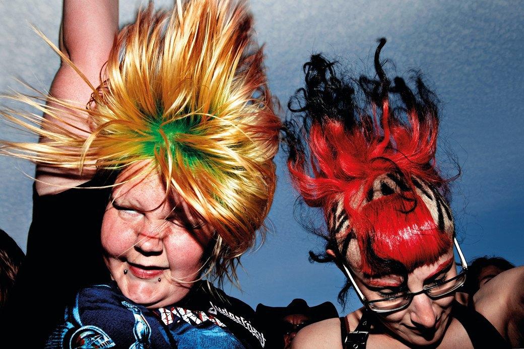 Волосоворот: Металлисты в экстазе. Изображение № 6.