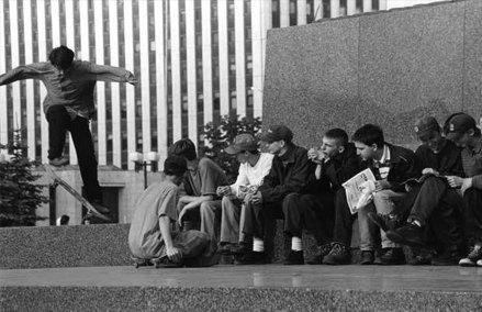 Мототур длиною в жизнь: Книга о советских субкультурах и постсоветской реальности. Изображение № 30.