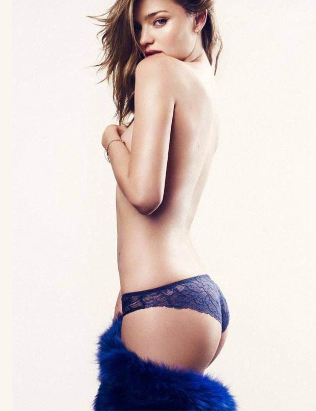 Английский Esquire назвал модель Миранду Керр самой сексуальной женщиной года. Изображение № 4.