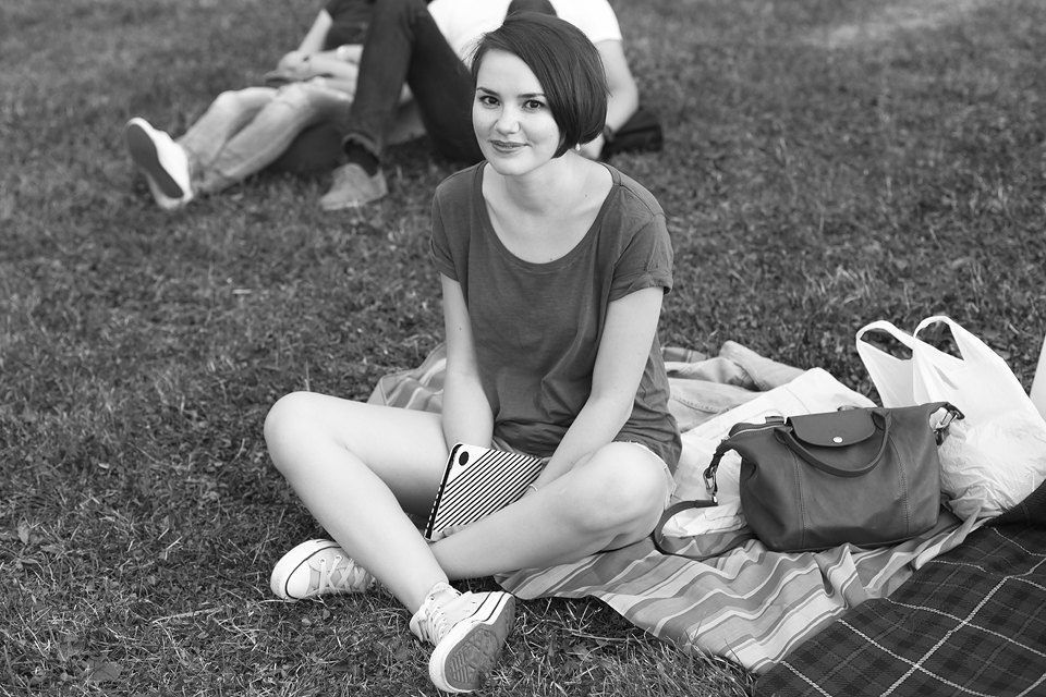 Красивые девушки на Пикнике «Афиши». Изображение № 10.