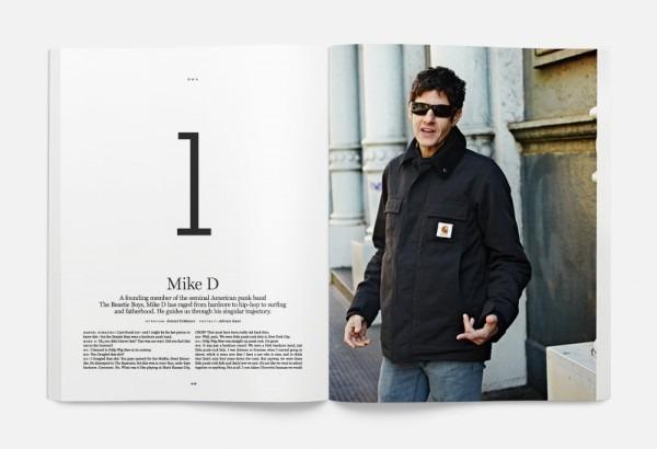 Вышел первый номер журнала Saturdays Magazine американской марки Saturdays Surf NYC. Изображение № 3.