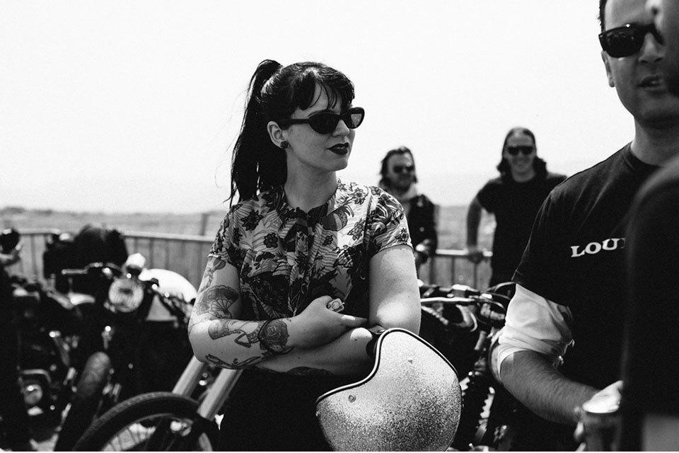 Фоторепортаж с мотоциклетного фестиваля Wheels & Waves. Изображение № 4.