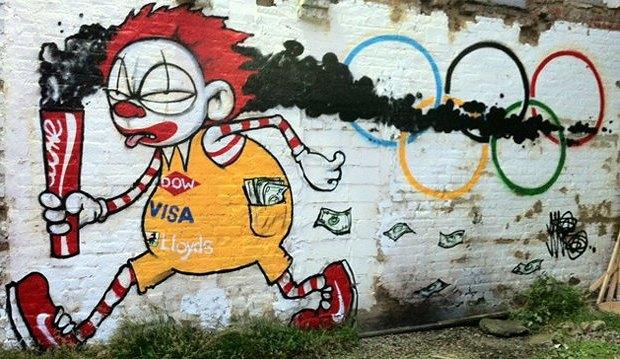 Олимпийский стрит-арт: Доберётся ли Бэнкси до Сочи? . Изображение № 12.