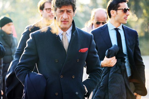 Итоги Pitti Uomo: 10 трендов будущей весны, репортажи и новые коллекции на выставке мужской одежды. Изображение № 136.