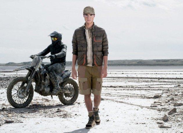 Марки Moncler и White Mountaineering анонсировали новую коллекцию одежды. Изображение № 7.
