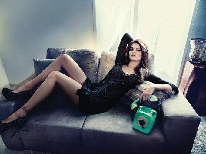 Бразильская модель Изабели Фонтана снялась в рекламе нижнего белья UNI Lingerie. Изображение № 11.