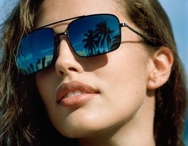 Американская модель Эмили Ди Донато снялась для французского журнала Double Magazine. Изображение № 3.