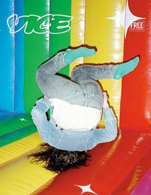 Жопы на обложках Vice. Изображение № 11.