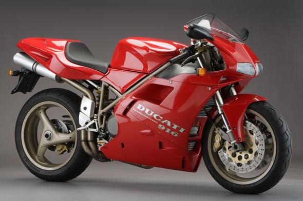 Новый супербайк Ducati Panigale и история его предшественников. Изображение № 2.