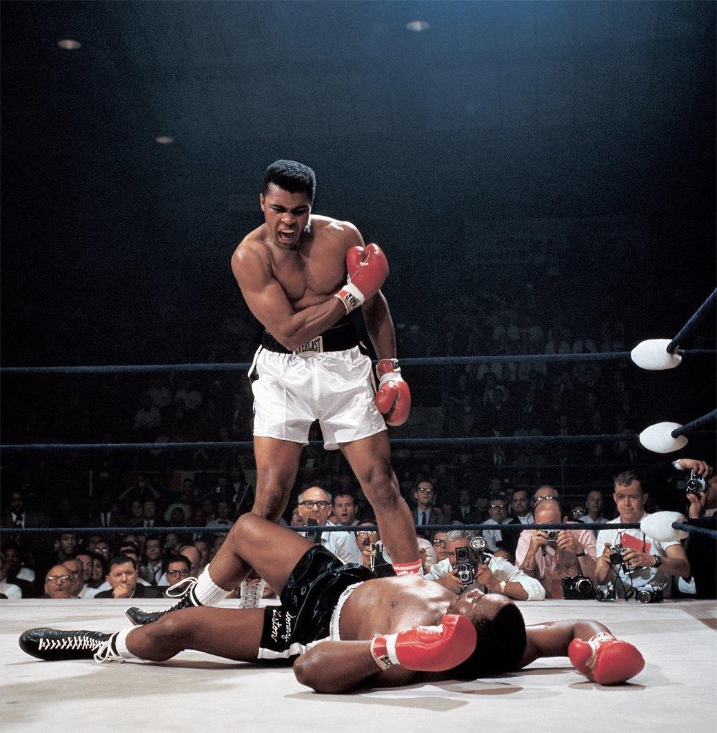 Sports illustrated: Истории 13 культовых фотографий из мира спорта. Изображение № 4.