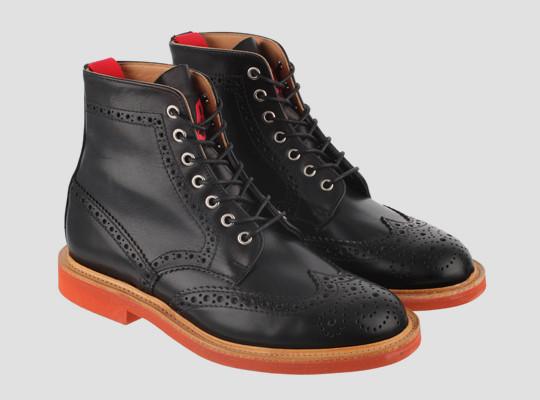 Марк МакНейри и Billionaire Boys Club выпустили совместную модель ботинок. Изображение № 2.