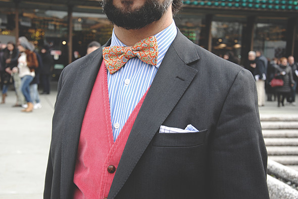 Детали: Репортаж с выставки мужской одежды Pitti Uomo. День третий. Изображение № 26.