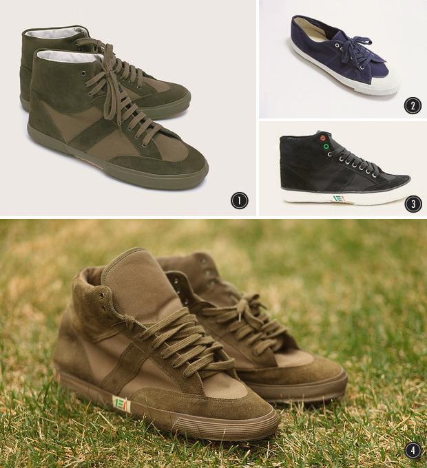 Дневной наряд: Как армейские кроссовки разных стран вдохновляют современных дизайнеров. Изображение № 3.