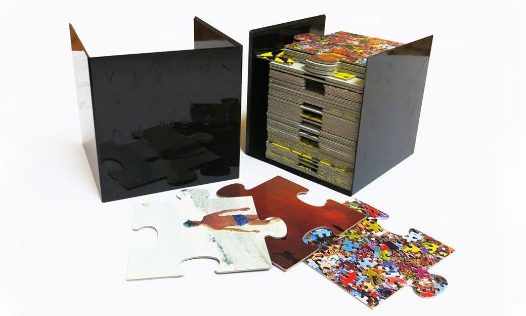 Неформат: Как печатные журналы становятся арт-объектами. Изображение № 2.