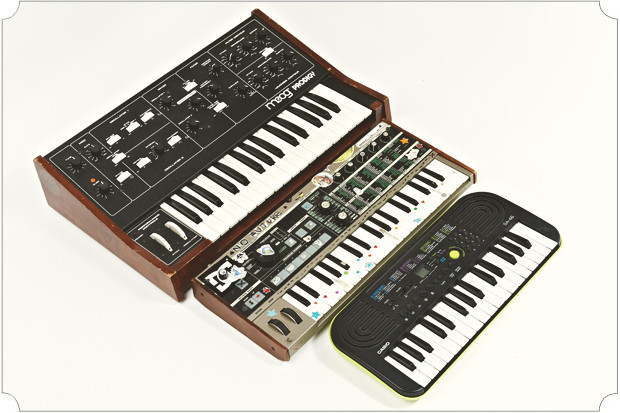 В детстве мне было интересно, что же это за Moog Prodigy такой, что аж моя любимая группа в честь него назвалась!. Изображение № 25.