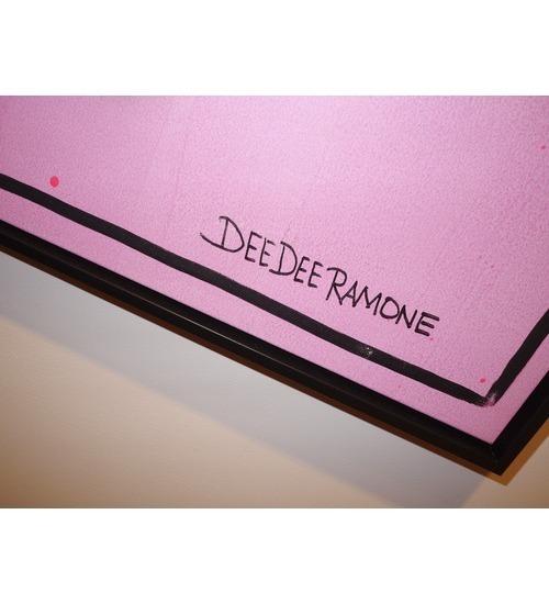 Художник Шепард Фейри открыл выставку рисунков басиста Ramones. Изображение № 4.